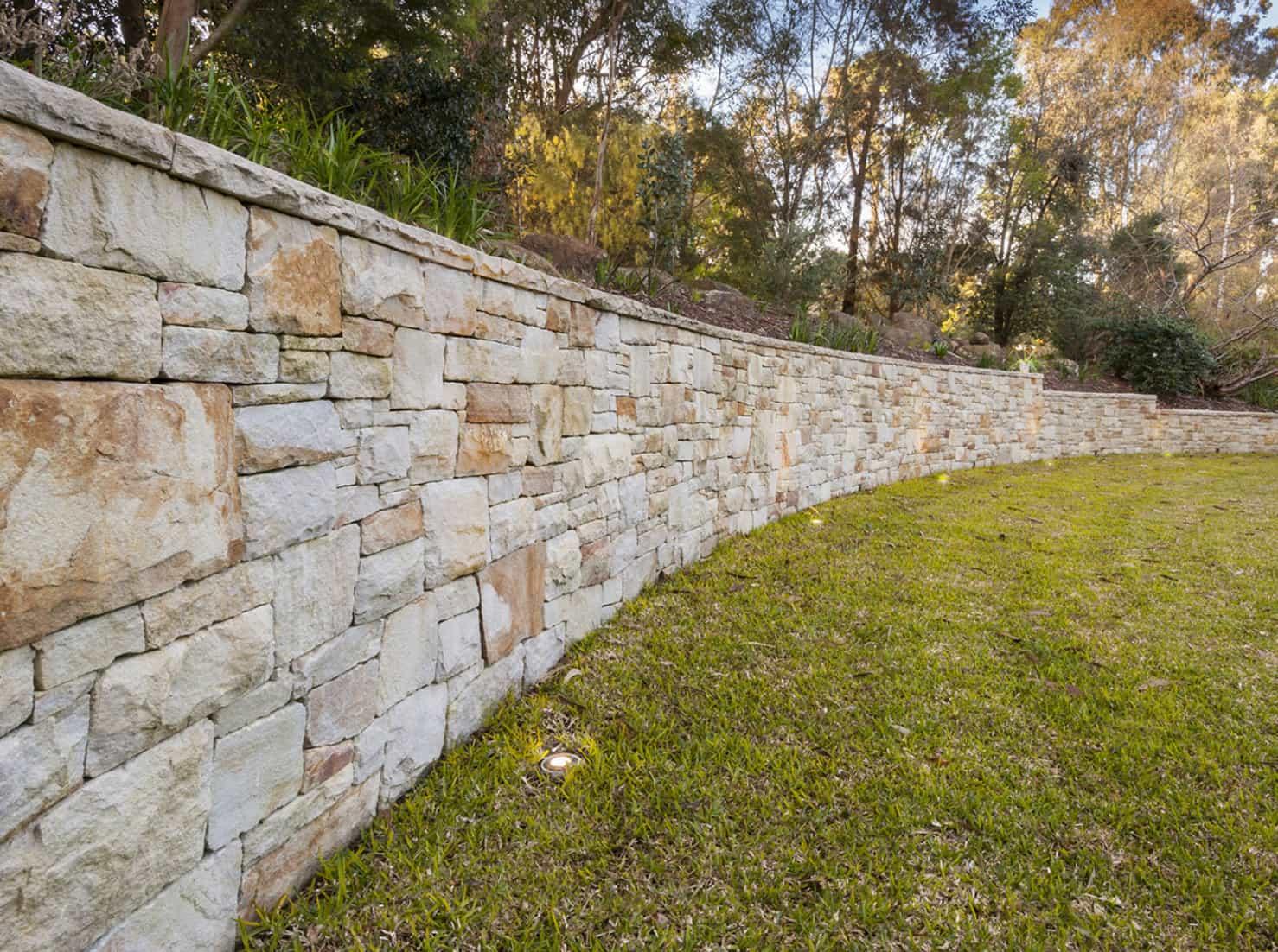 bellevue Washington retaining walls Bellevue
