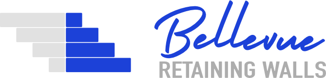bellevue retaining walls logo