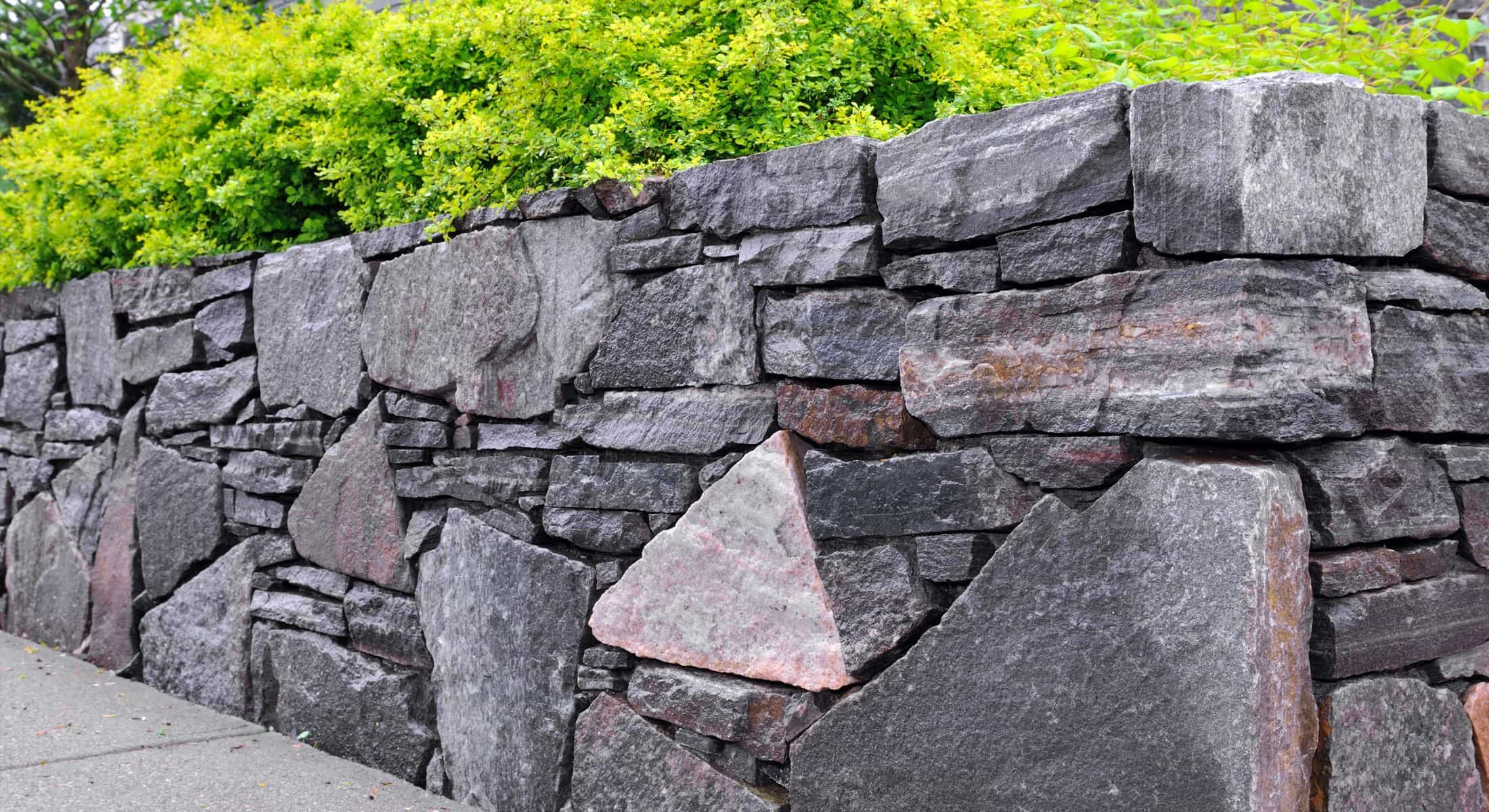 retaining walls bellevue Bellevue